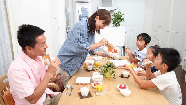 家族や自分、趣味の時間を最優先にしたい